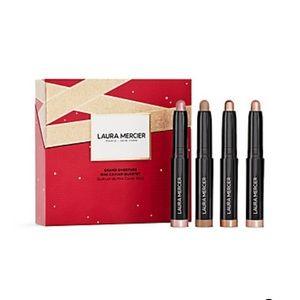 Laura mercier Caviar Holiday Gift Set eyeshadow